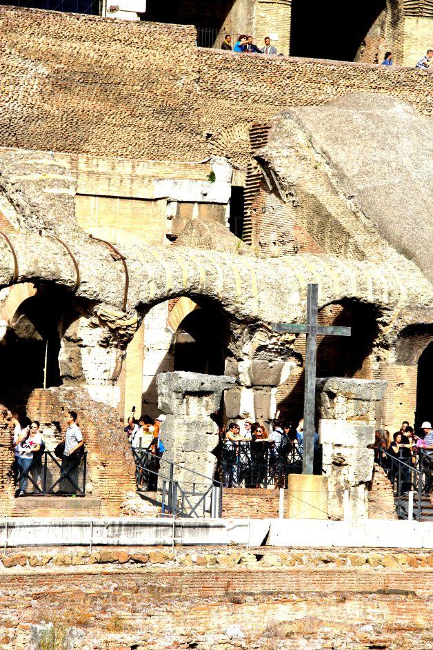 Colosseum Cross