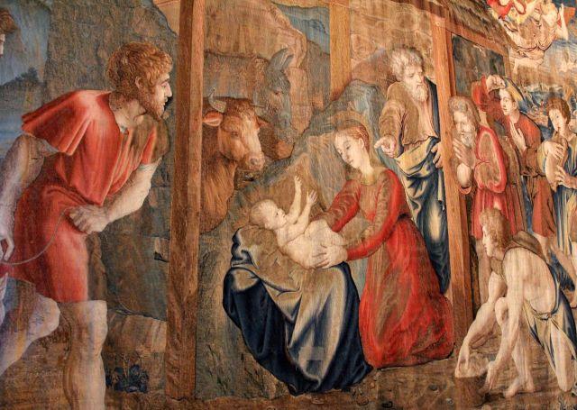 Nativity Tapestry
