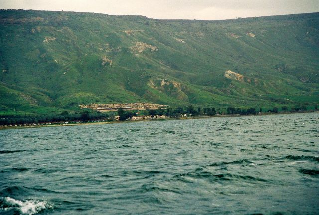 Galilee Sea