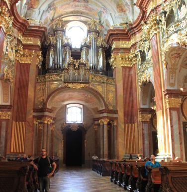 Melk Abbey Sanctuary