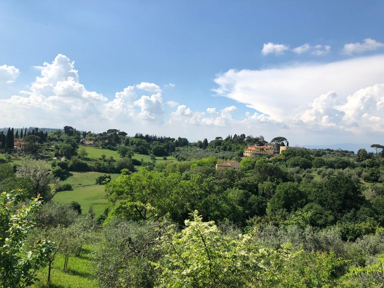 Bike - Landscape-Tuscany - 1