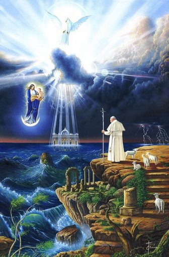 The New Jerusalem - The Bride of Christ