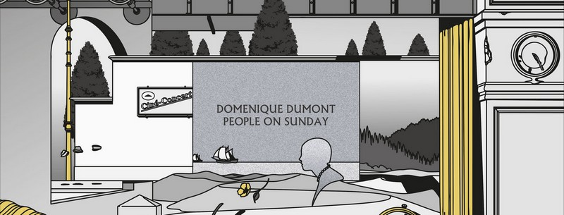 Domenique Dumont – People On Sunday