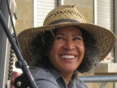 Ann at El Cerrito Free Folk Festival