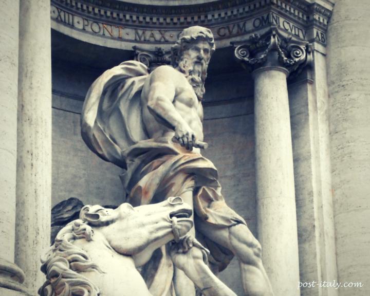 foto Fontana di Trevi
