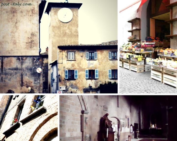 ruas de Orvieto