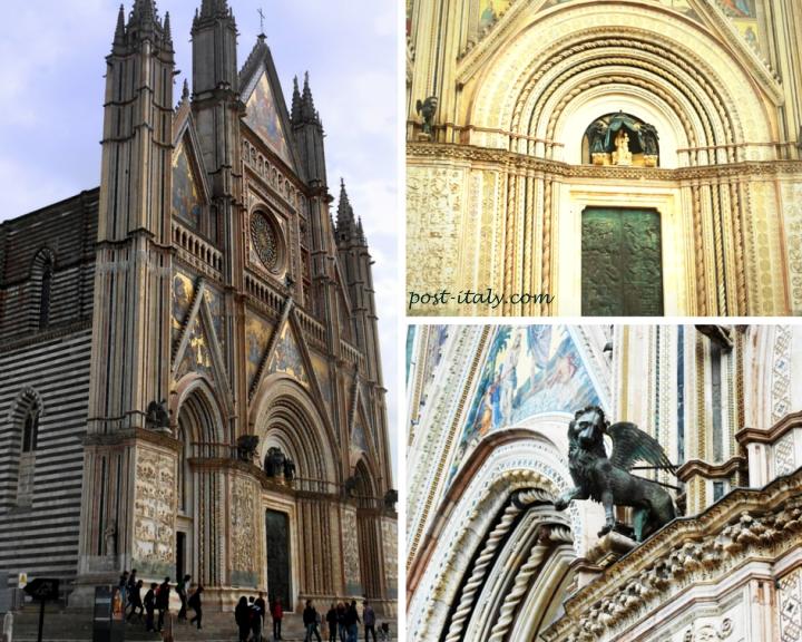 catedral de Orvieto, Úmbria