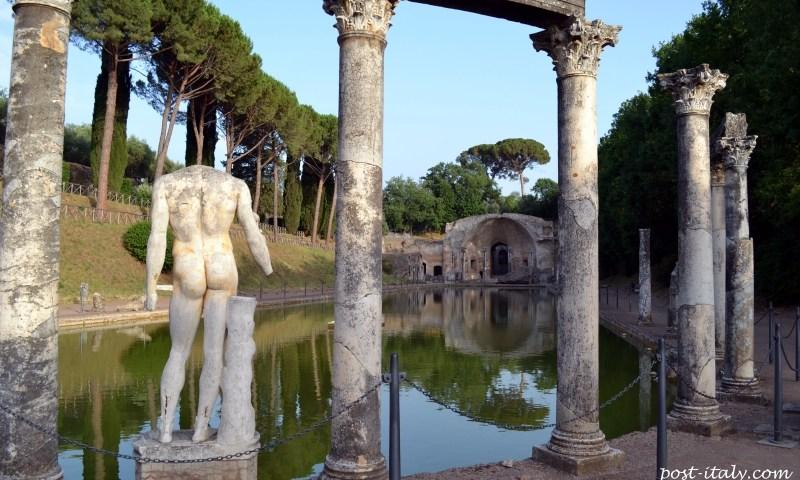 Villa Adriana, Roma