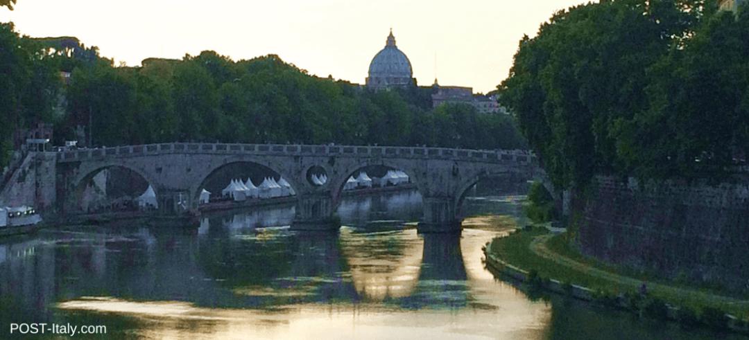 ponte sito, roma