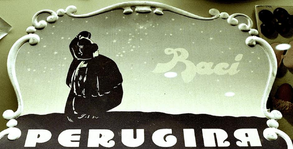 fábrica Perugina na Itália