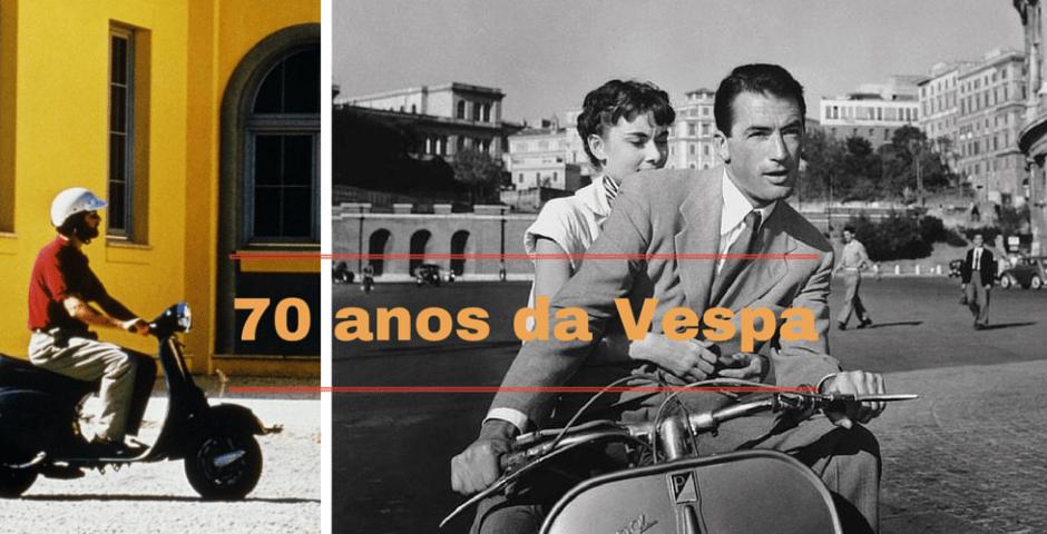 Vespa, moto italiana