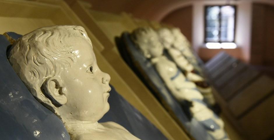Florença, Museo degli Innocenti