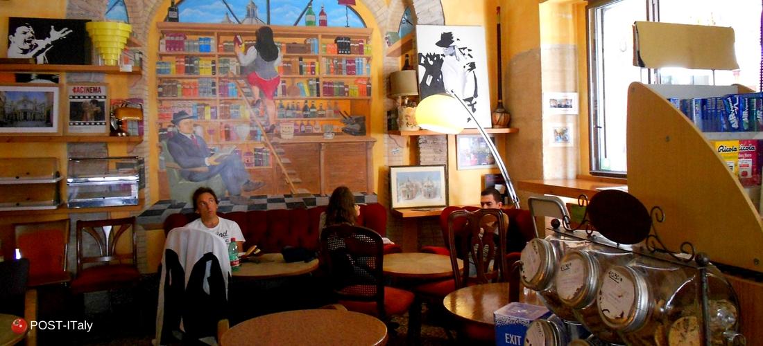 cafeterias em Roma, Itália