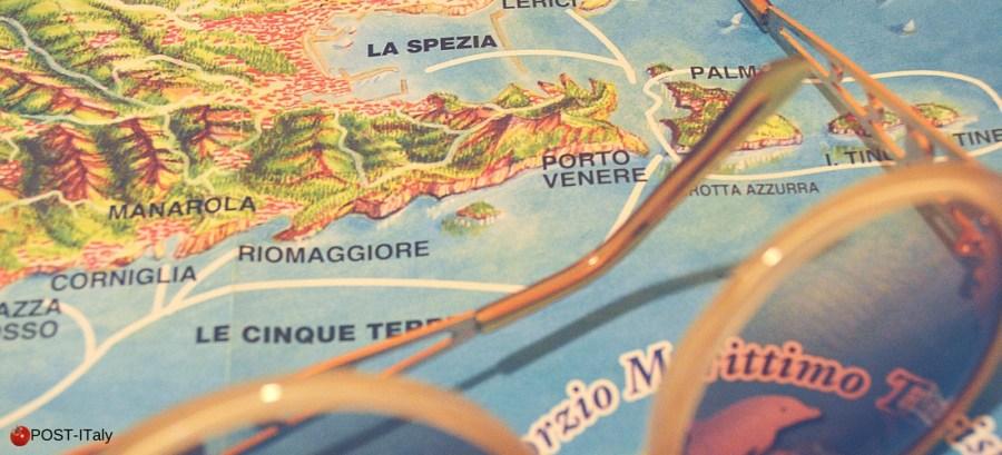 Viagem para Cinque Terre, Ligúria