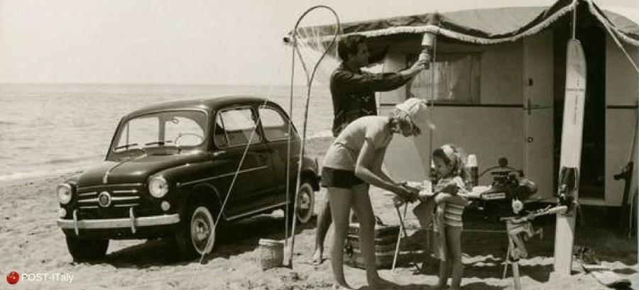 Itália nos anos 60