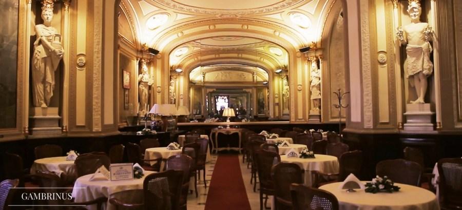 cafeterias históricas italianas