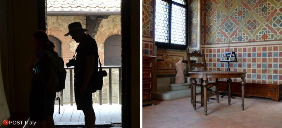 Arezzo, Poppi, Castello dei Conti Guidi