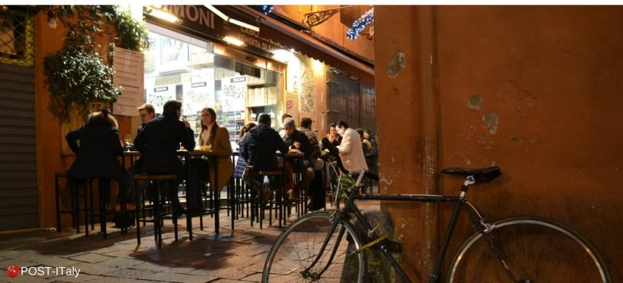 comidas em Bolonha, Itália