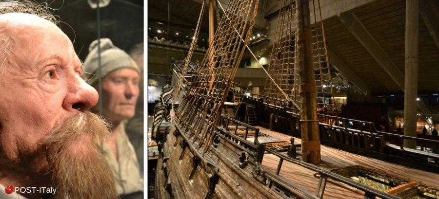 Vasa, Estocolmo, vikings
