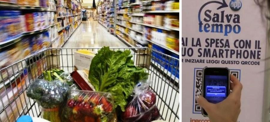 Itália, supermercados