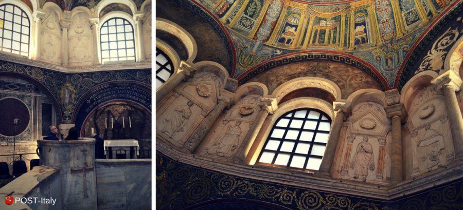 Ravena, Itália: mosaicos bizantinos