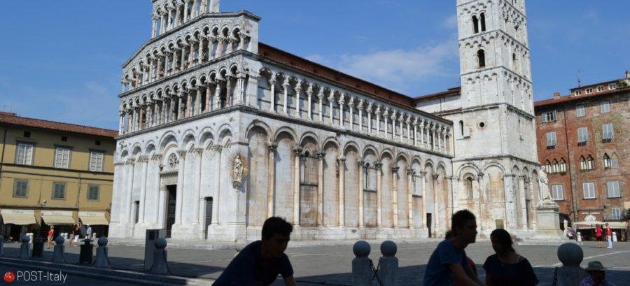 igrejas de Lucca, Toscana