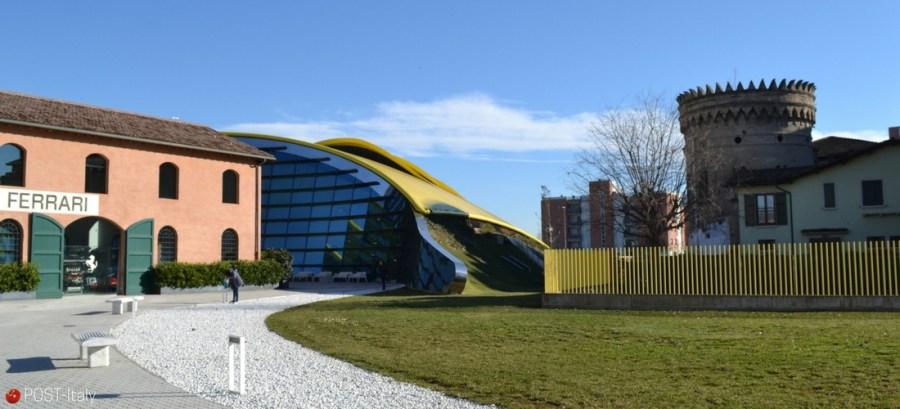 Museu Casa Ferrari, Modena, Itália