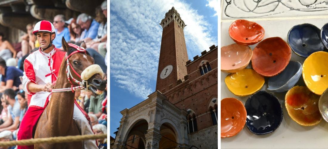 Palio di Siena, orgulho e tradição toscana
