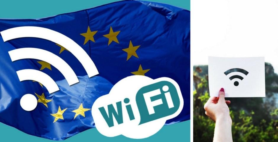 wi-fi na Europa