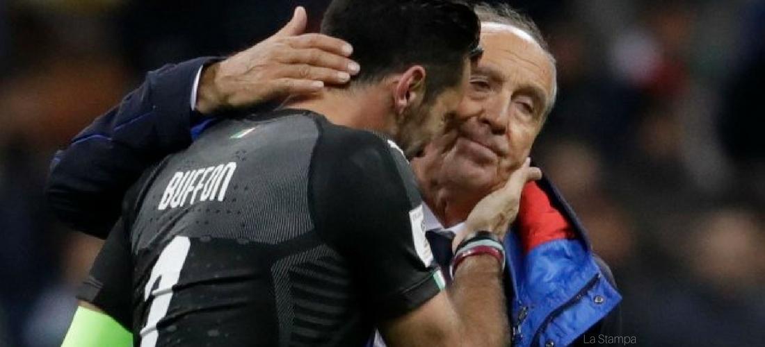 Que país será a Itália fora da Copa do Mundo de 2018?