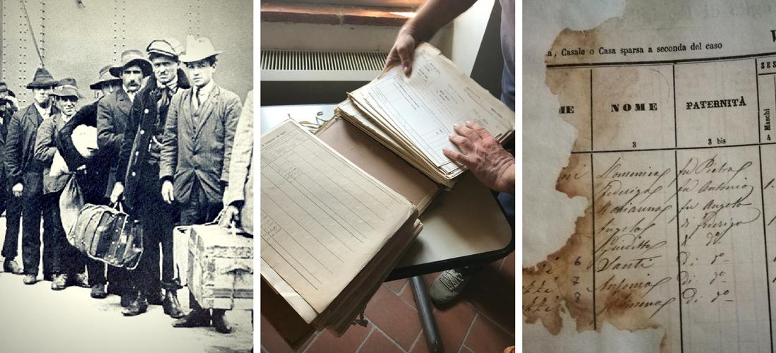 Busca de antepassados italianos: dicas para uma pesquisa genealógica