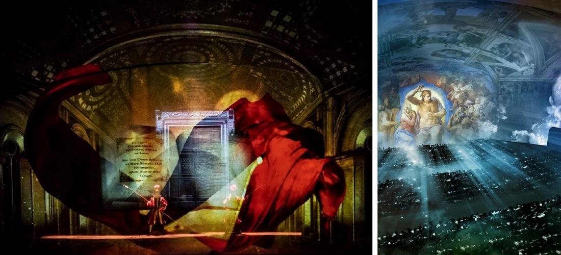 A Capela Sistina de Michelangelo como você nunca viu antes
