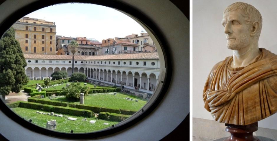 Termas de Diocleciano em Roma