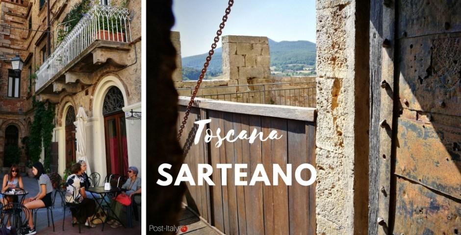 Sarteano, Toscana, Itália