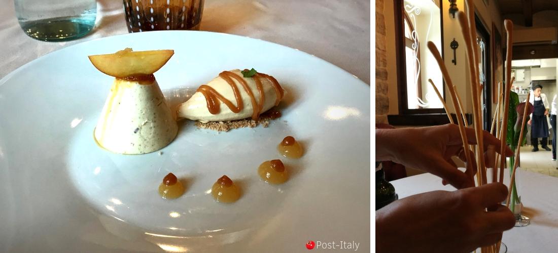 Locanda Mammì. Restaurante revelação no Molise