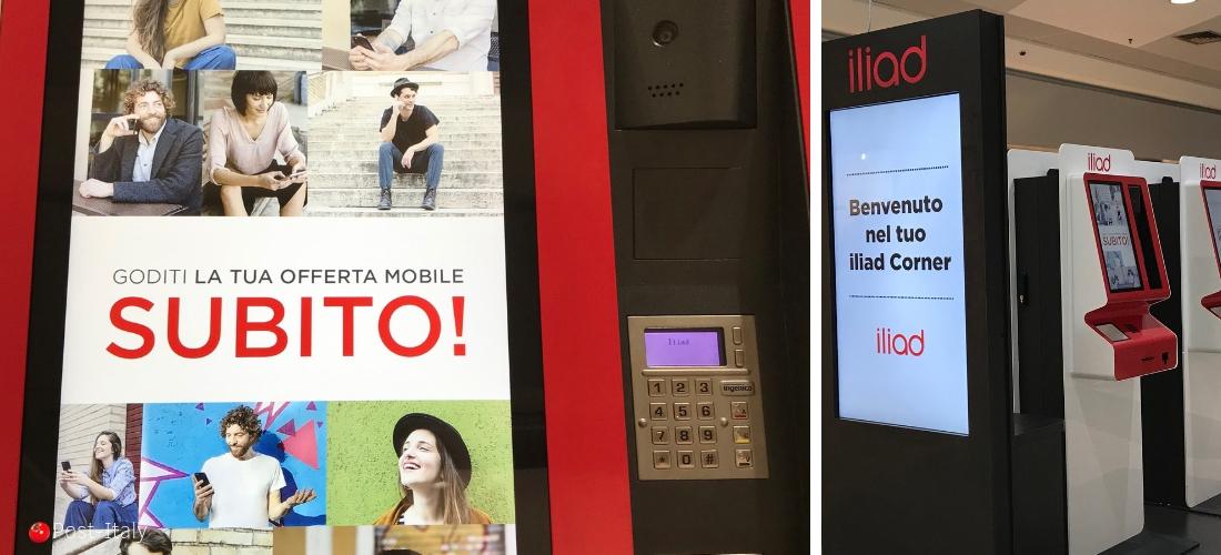 Onde comprar chip pré-pago na Itália e qual a oferta mais conveniente?