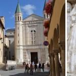 Santuário de Santa Rita de Cássia na Itália