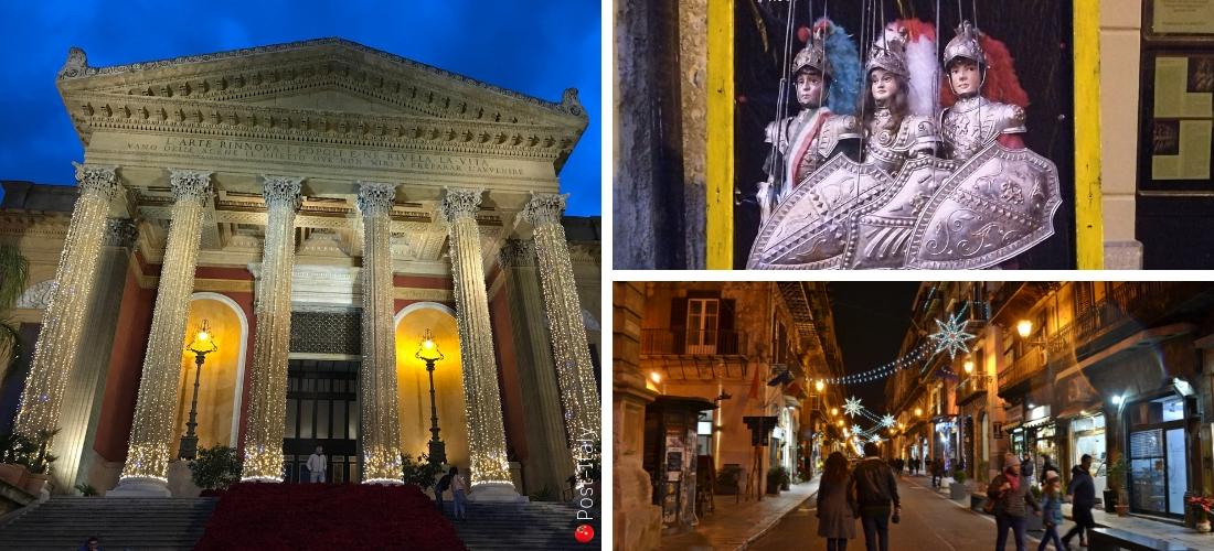 O que fazer em Palermo. Sicília entre mil culturas, opulência e street food