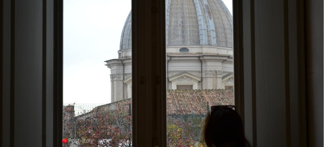 Palazzo Braschi e uma das vistas mais cenográficas da Piazza Navona