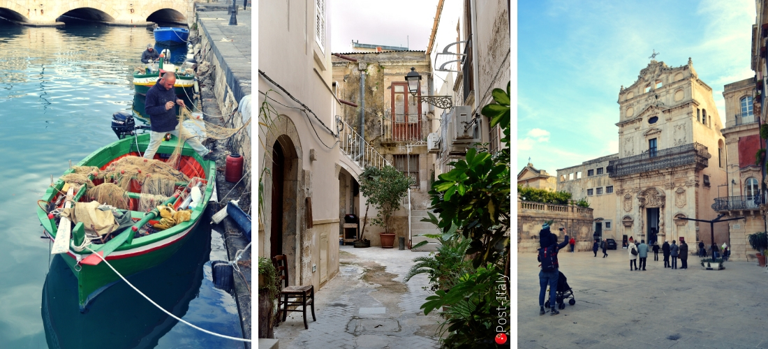 O que ver em Ortigia, a ilha de rica herança grega em Siracusa, na Sicília
