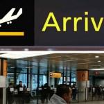 aeroporto de Fiumicino em Roma