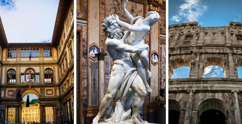 museus da Itália