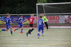 Meisterschaft - Post TSV Detmold vs. Vfl Hiddesen - E-Junioren 2016/17 Kreisliga A