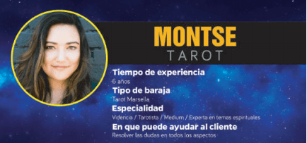 Montse es una hechicera muy consultada por teléfono que se especializa en temas espirituales