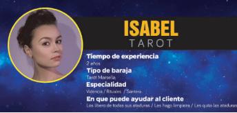 Isabel es una de las videntes recomendadas fiables y tarotistas en Estados Unidos que puede ayudarte ser una persona más certera