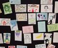 ポストカード展6最終日