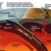 Tectónica de Placas y Volcánes