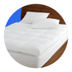 7 Best Down Mattress Toppers And Down Alternative Toppers Of 2020