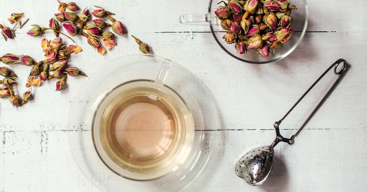 What Is Rose Tea Benefits And Uses