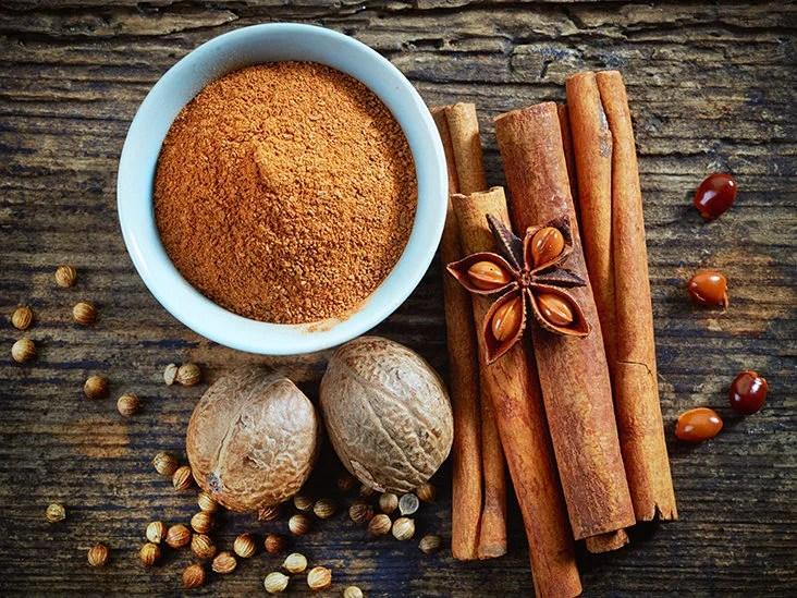 दालचीनी (Cinnamon)